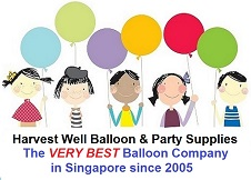 Harvest Well Enterprise, Balloon Wholesales, Balloon Distributor and Party Supplies